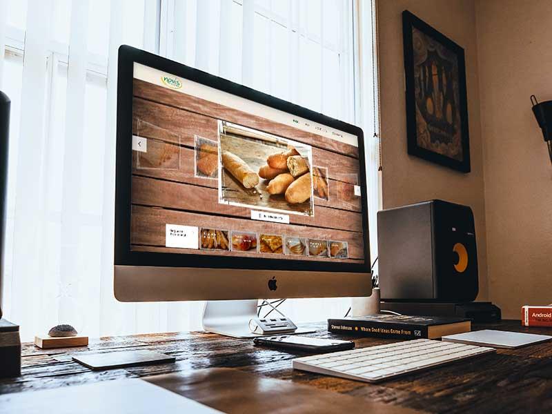 Novis – Diseño Página Web