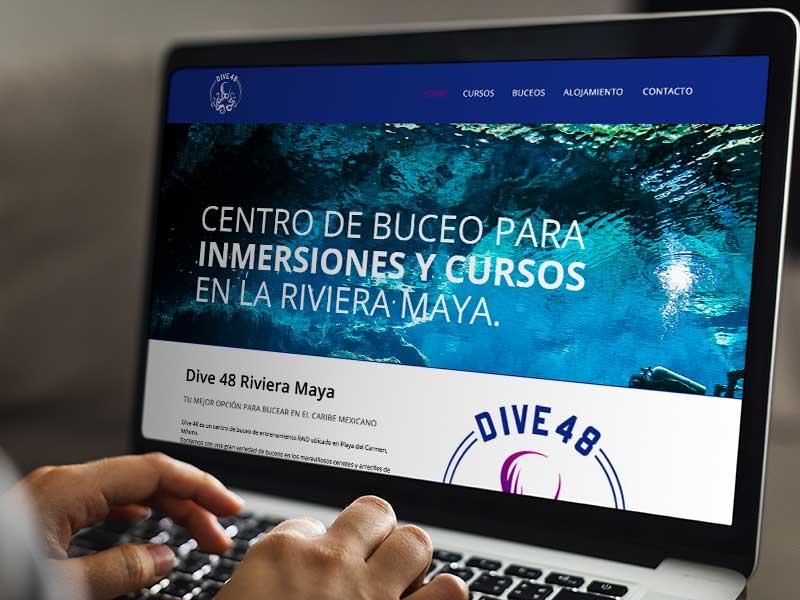 Dive 48 Riviera Maya